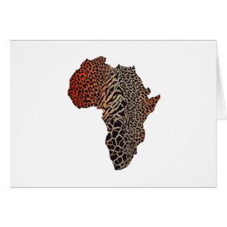Cartão Grande África