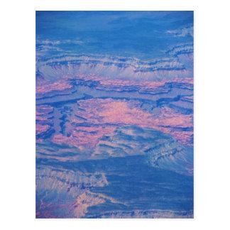 Cartão grande da vista