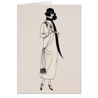 Cartão Grande Gatsby galão