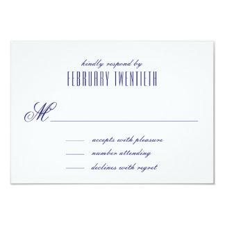 Cartão Grande orquídea do art deco de Gatsby que Wedding