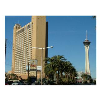 Cartão grandes de Las Vegas do clube de férias de