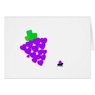 Cartão Grapefull para você!