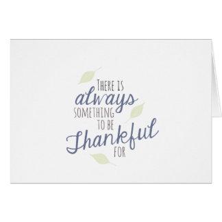cartão grato