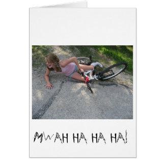 Cartão gremlins do cascalho