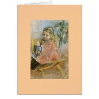 Cartão Greta e Dora Nora