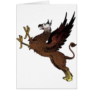 Cartão Grifo
