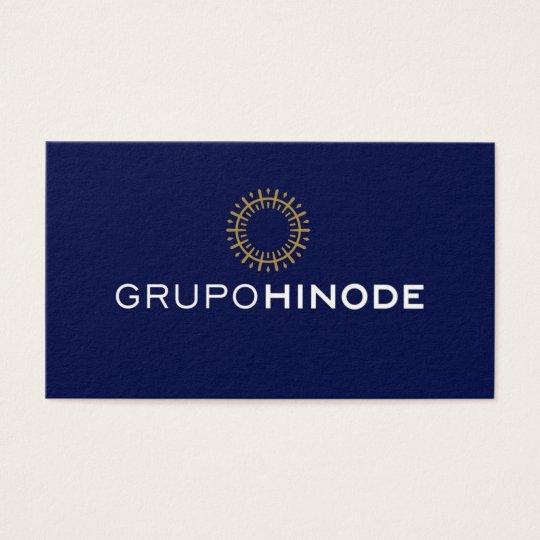 Cartão Grupo Hinode