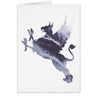 Cartão Gryphon