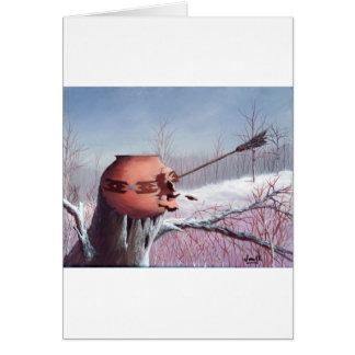 Cartão Guerra do inverno