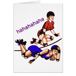 Cartão hahahahaha