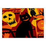 """Cartão """"Halloween"""""""