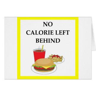 Cartão hamburguer
