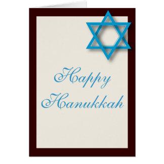 Cartão Hanukkah Hanukah Chanukah