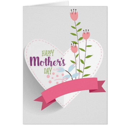 Cartão Happy Mother's Day