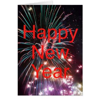 Cartão Happy Year New