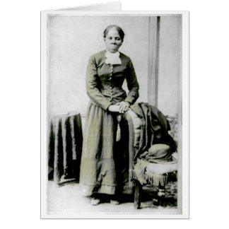 Cartão Harriet Tubman