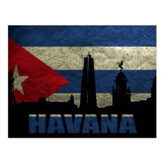 Cartão Havana Cartão Postal