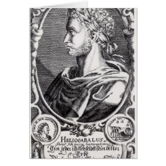 Cartão Heliogabalus