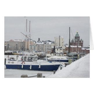 Cartão Helsínquia