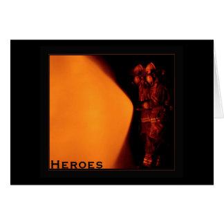 Cartão Heróis II