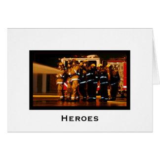 Cartão Heróis III