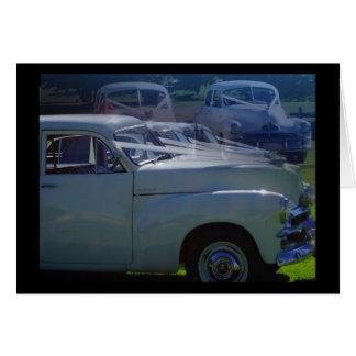 Cartão Holdens das FJ