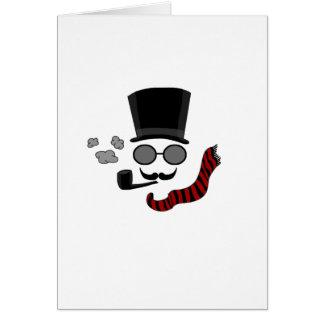 Cartão Homem invisível