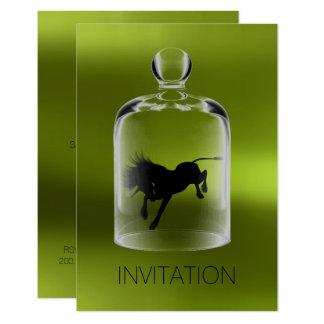 Cartão Hortaliças do partido da noite dos cavalheiros do