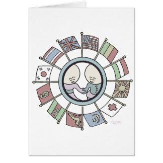 Cartão Hospitalidade - os lodos - cidadão de Gelett