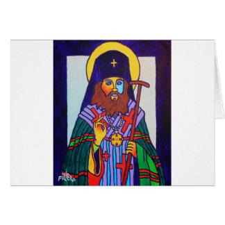 Cartão Ícone grego