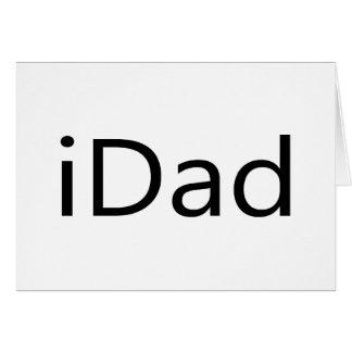 Cartão iDad