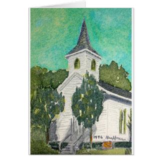 Cartão Igreja 1891 de St John