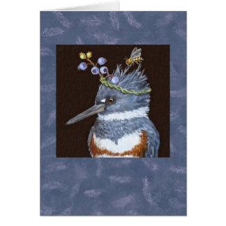 cartão II do martinho pescatore