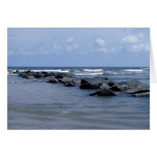 Cartão Ilha de Tybee