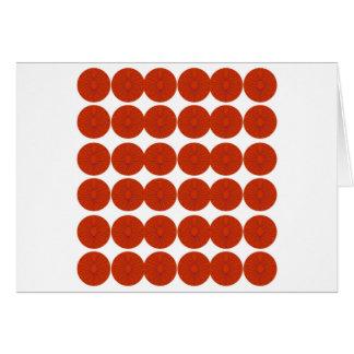 Cartão Ilustração do design dos limões