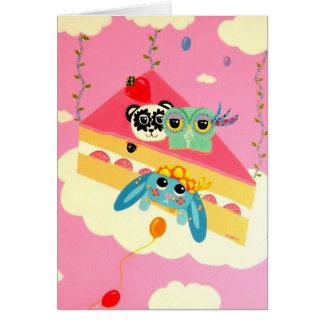 Cartão Imaginação deliciosa