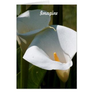 Cartão Imagine