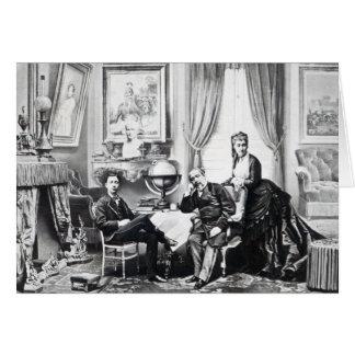 Cartão Imperador Napoleon III
