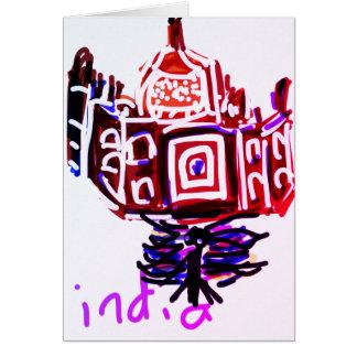 Cartão india