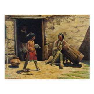 Cartão indiano americano