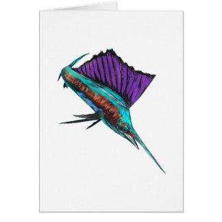 Cartão Insecto alto