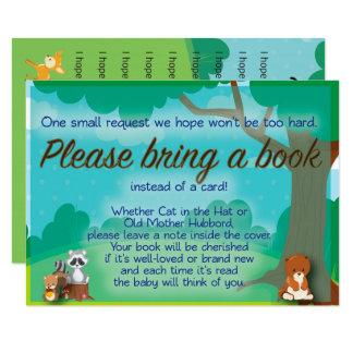 Cartão Inserção do pedido & dos desejos do livro do chá