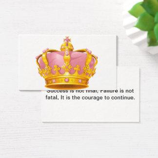 Cartão inspirado