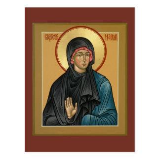Cartão íntegro da oração de Naomi