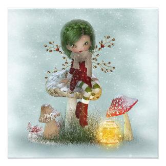 Cartão Inverno Green