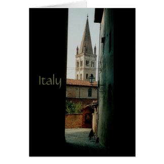 Cartão Italia