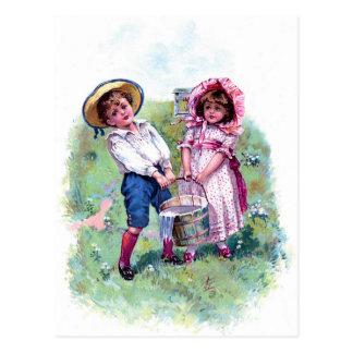 Cartão - Jack e Jill
