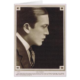 Cartão Jack Pickford 1918