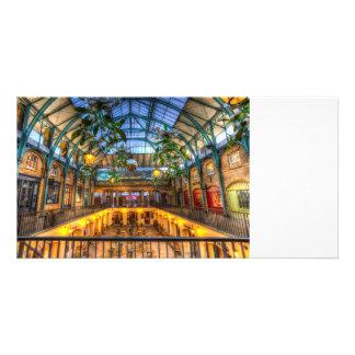 Cartão Jardim de Covent Londres