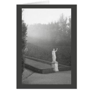 Cartão Jardins de Boboli